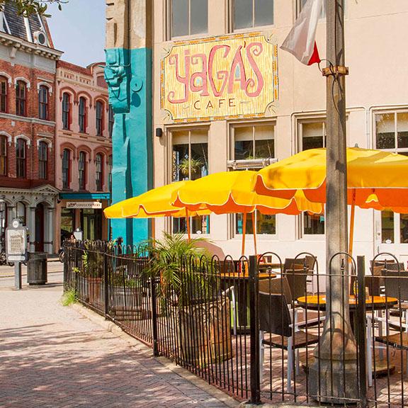 Brick House Tavern + Tap, Galveston TX