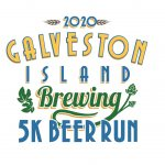 Galveston Island Brewing Beer Run