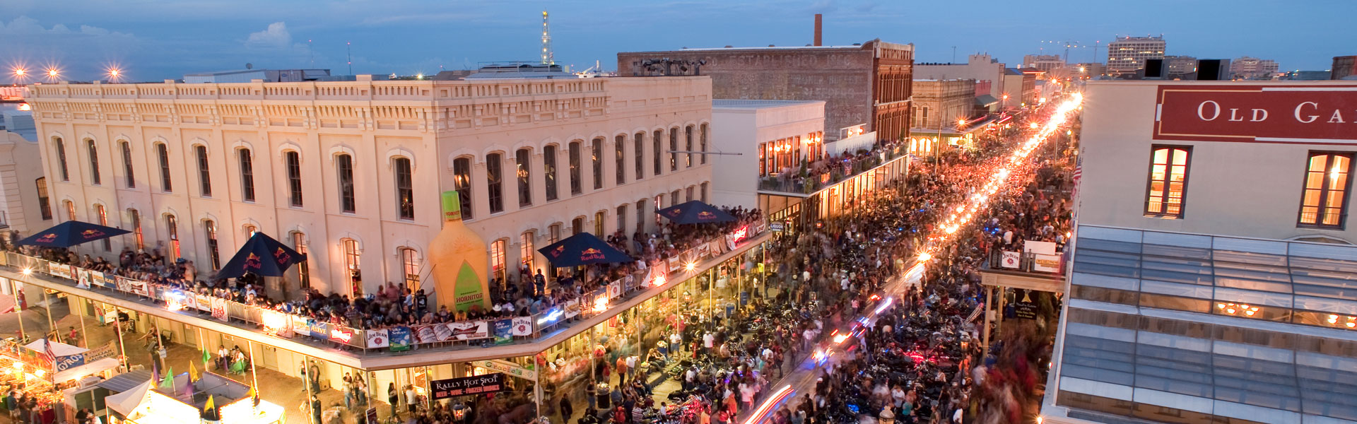 Festival on The Strand, Galveston, TX