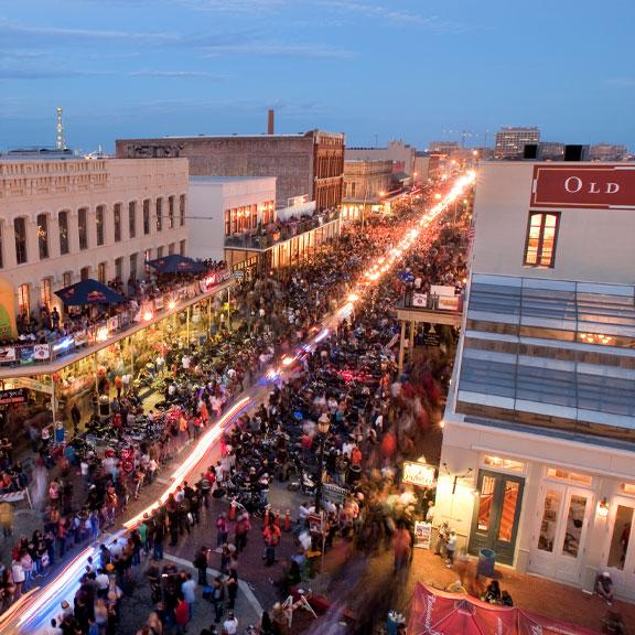 Festival on The Strand, Galveston, TX