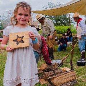 Children's Roundup at The Bryan Museum