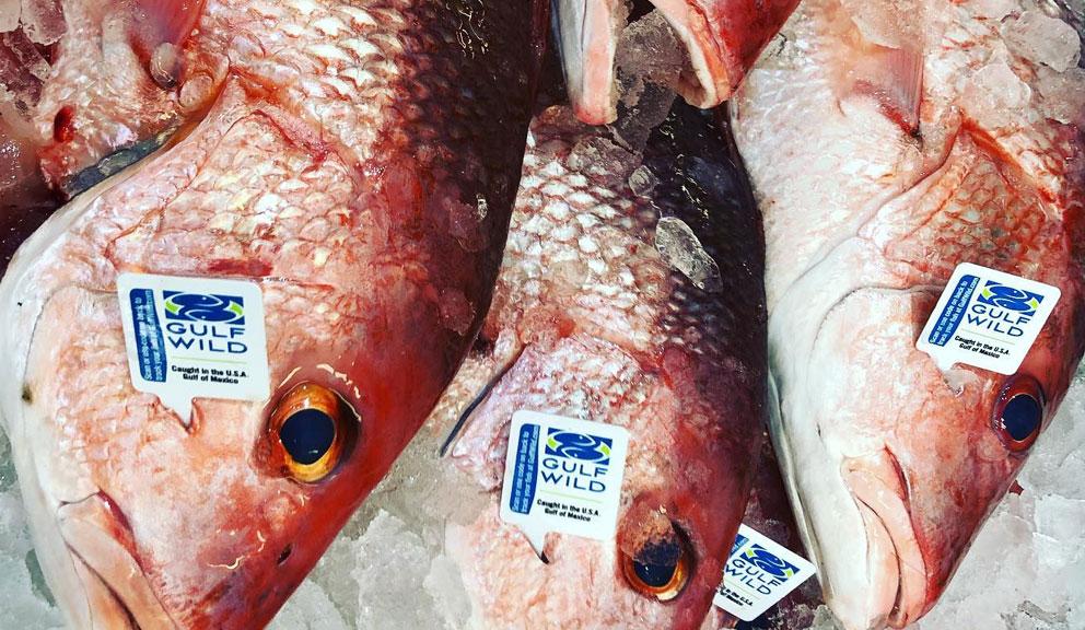 Katie's Seafood Market, Galveston