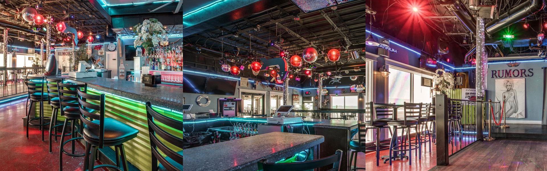 Rumors Beach Bar, Galveston TX
