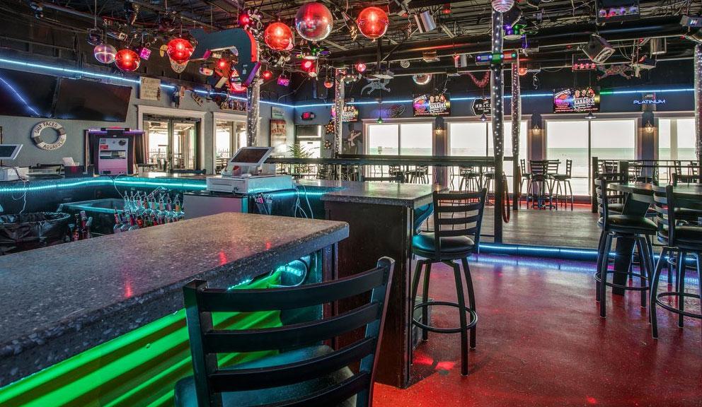 Rumors Beach Bar, Galveston
