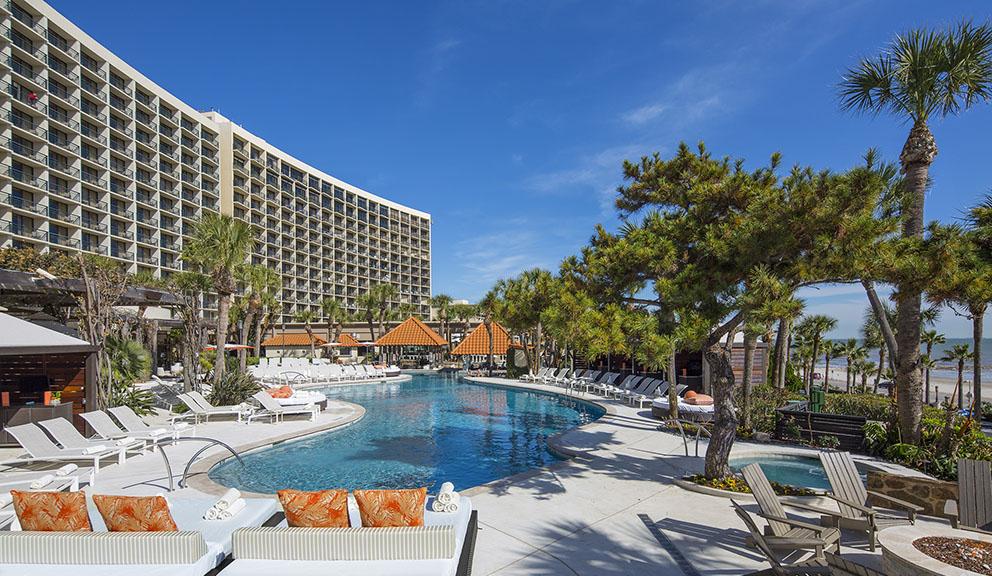 San Luis Resort, Galveston TX
