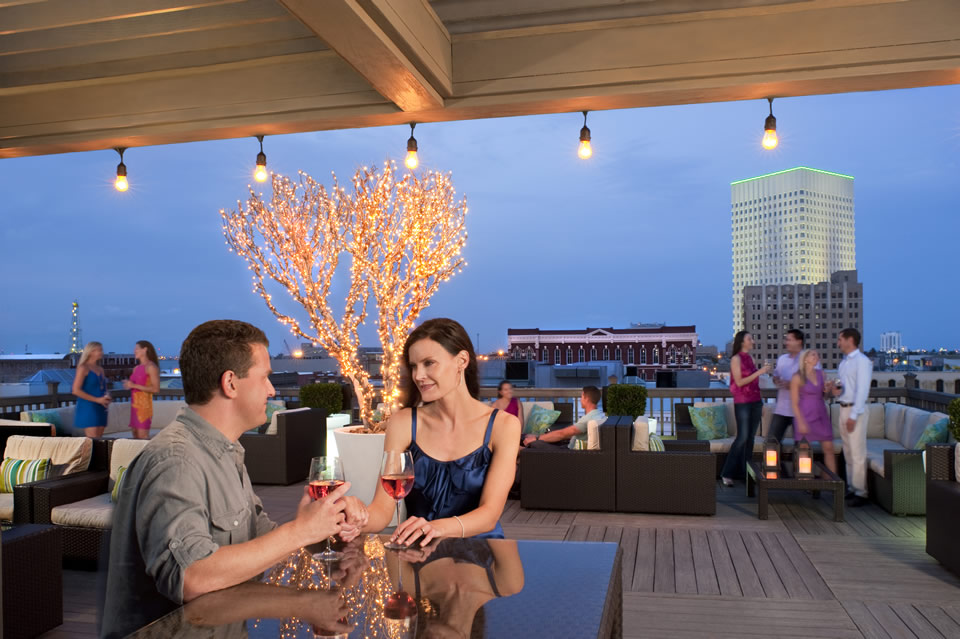 Tremont House Rooftop Bar