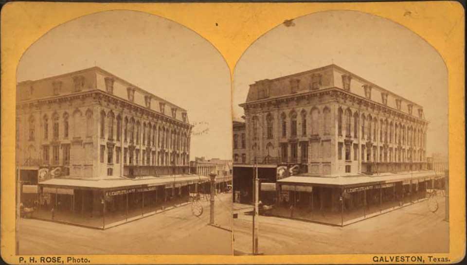 Tremont Opera House Galveston Texas