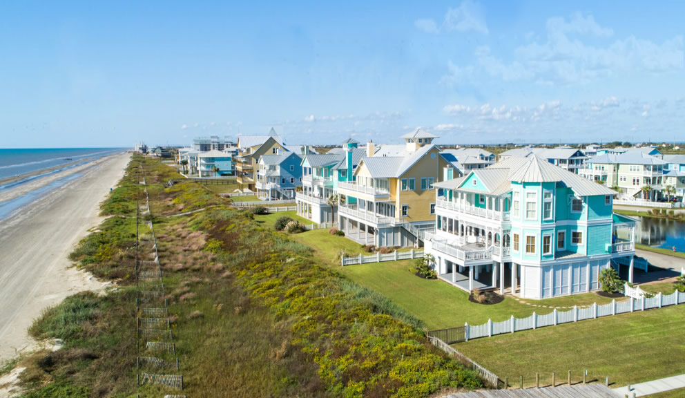 Vacation Rental on Galveston Island, Galveston TX