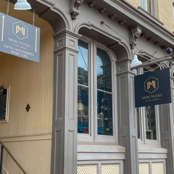 Mercantile on The Strand, Galveston TX