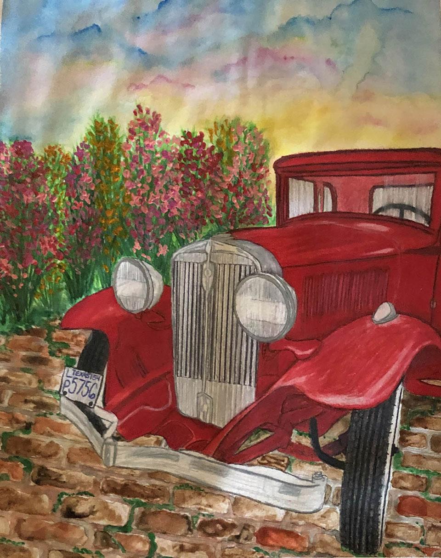 Ambitious Oleander by Shaifer Goalen