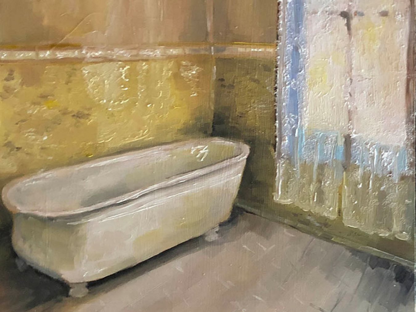 The Serene Tub by Julianna Wagne