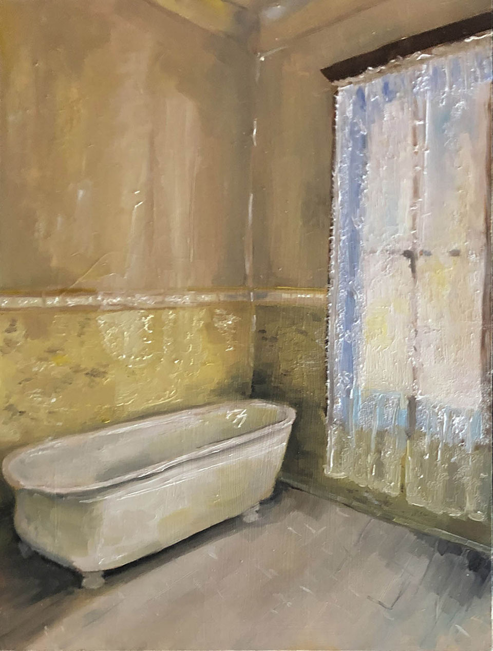 The Serene Tub by Julianna Wagner