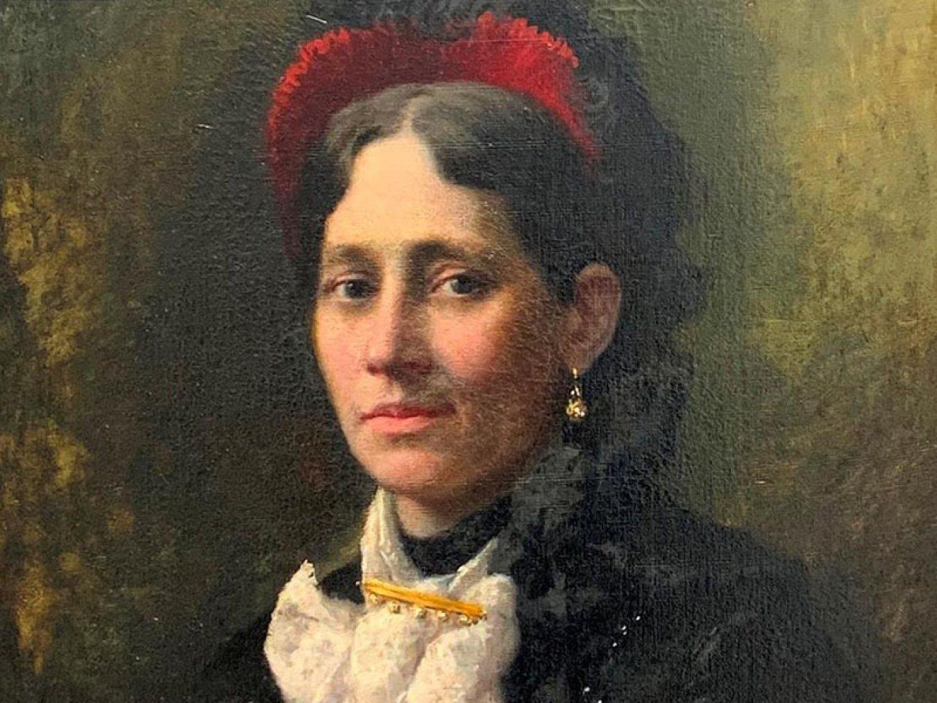 Isabella Dyer Lopperl Portrait