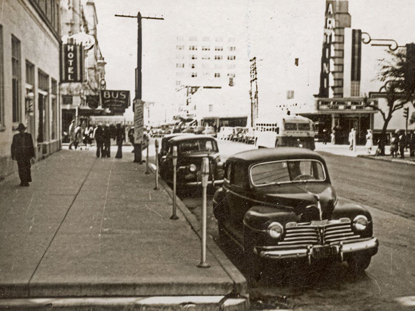 Martini Theater in 1943