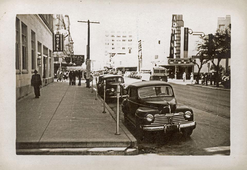 Martini Theater in 1943