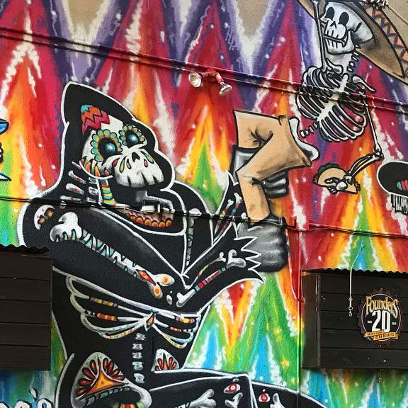 Brewchachos Tacos & Cantina, Galveston TX