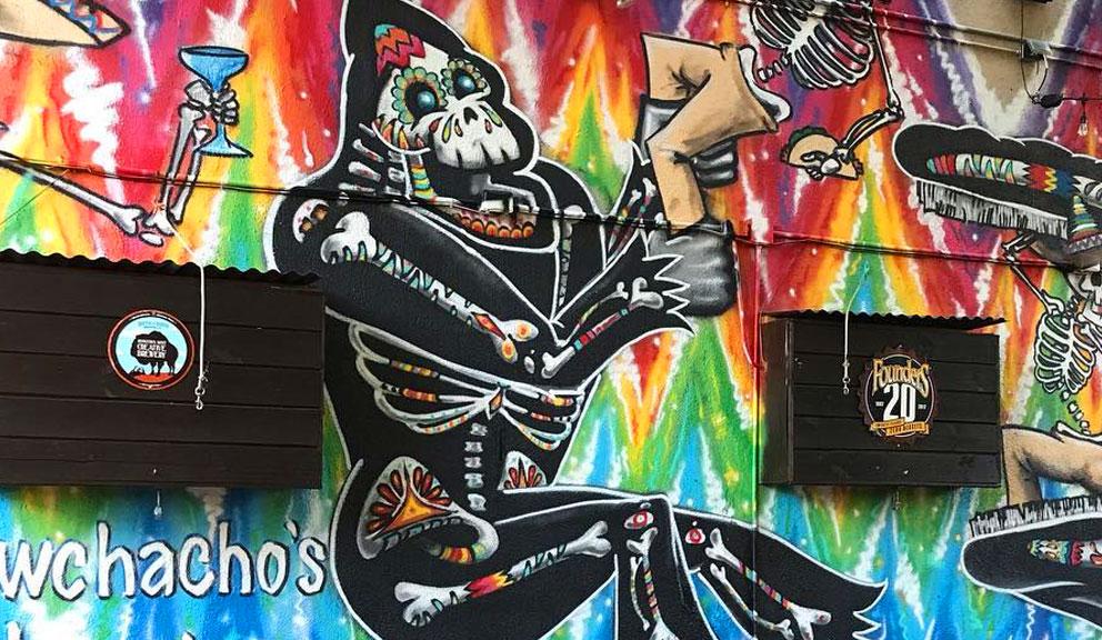 Brewchachos Tacos & Cantina, Galveston