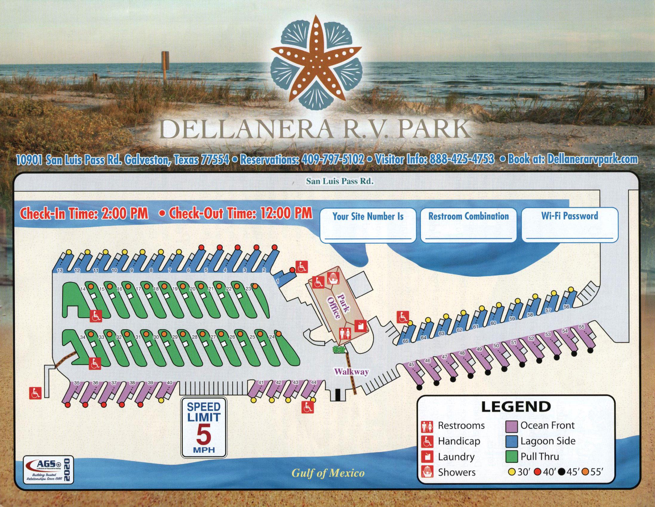 Dellanera Map