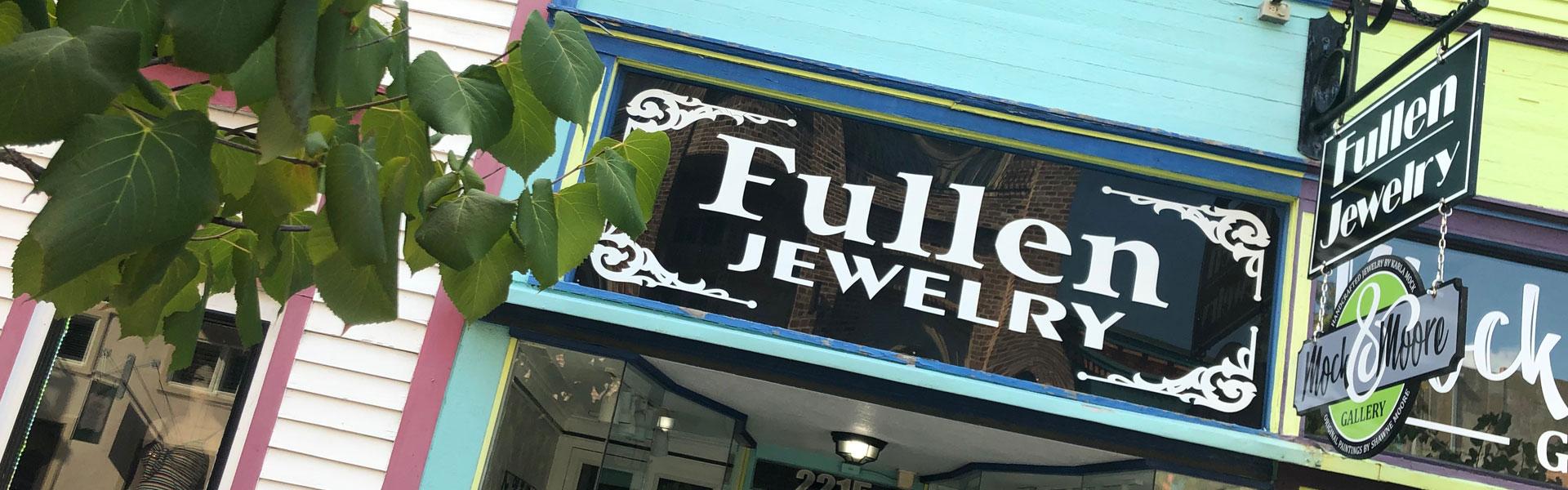 Fullen Jewelry, Galveston TX