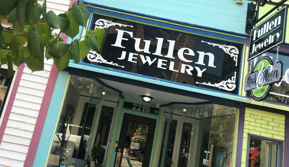Fullen Jewelry, Galveston