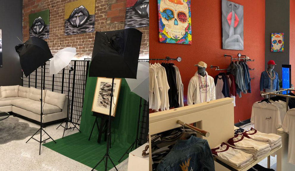 The Studio Experience at The George Gallery, Galveston