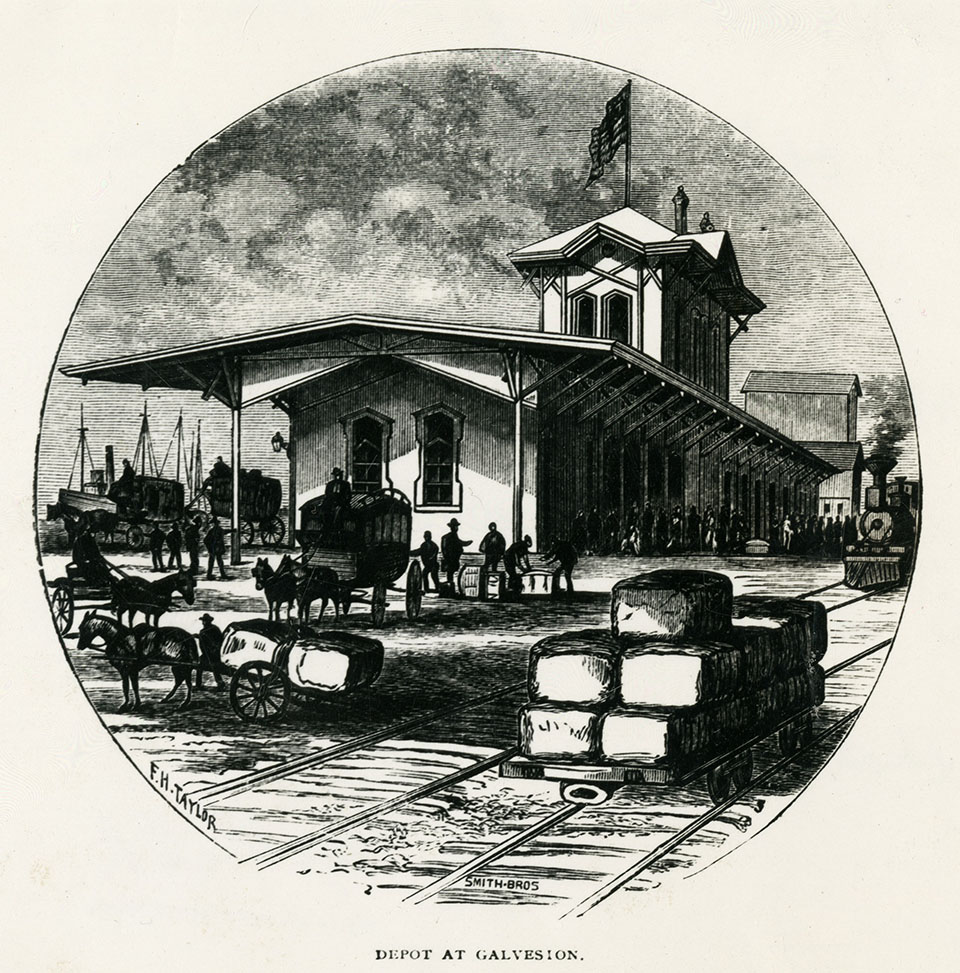1876 Railroad Depot