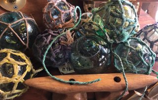 Nautical Antiques & Tropical Decor