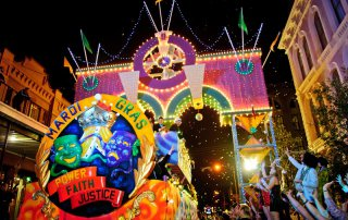 Mardi Gras! Galveston