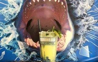 Shark Attack & Mysterious Underworld 5D Theater