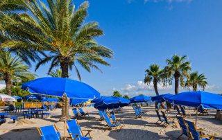 Palm Beach at Moody Gardens