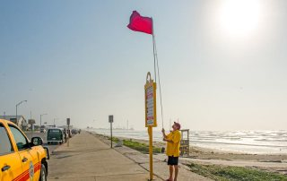 Updating Current Beach Conditions
