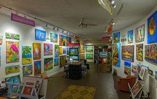 Postoffice Street Art Gallery