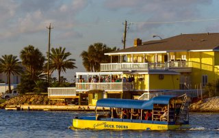 Galveston Duck Tours