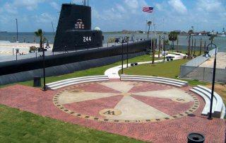 USS Cavalla at Galveston Naval Museum