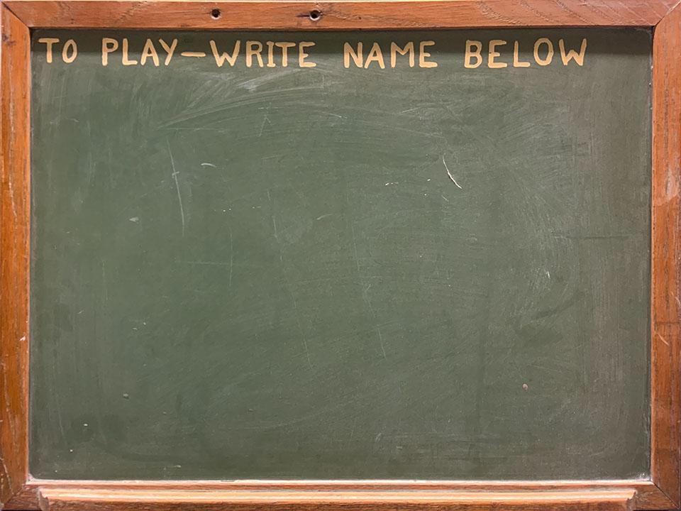 Streater's Place Scoreboard