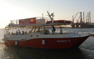 Galveston Harbor Tours