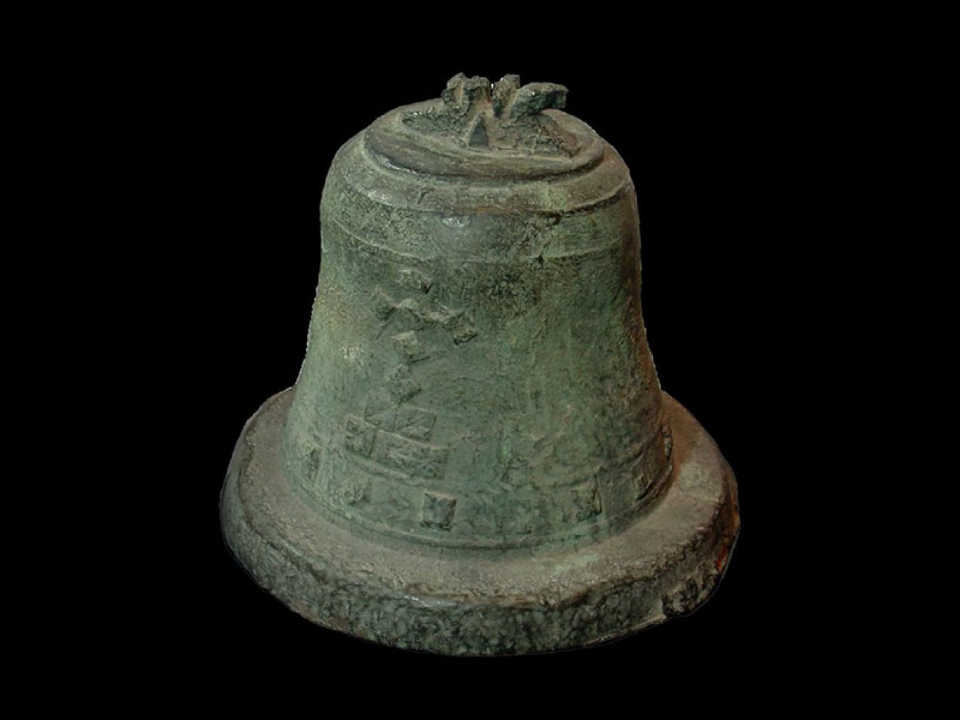 Bell From Mission Concepción