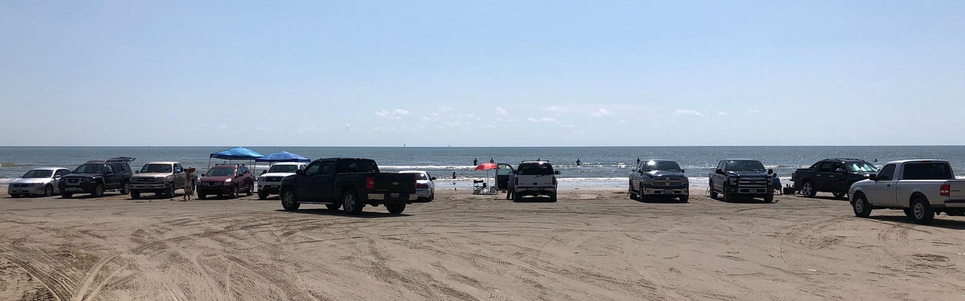 Beach Access Point 10 at Hershey Beach