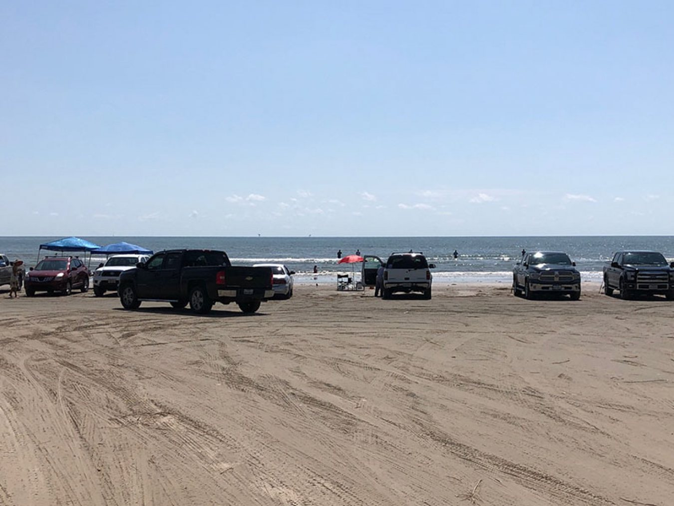 Beach Access Point 10 at Hershey Beach