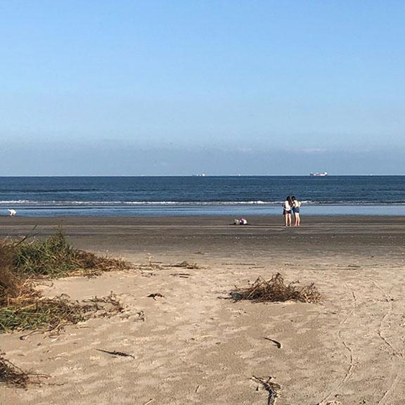 Beach Access Point 1A