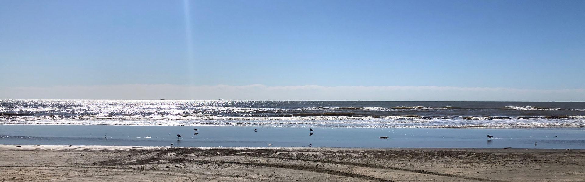 Beach Access Point 34 at Miramar