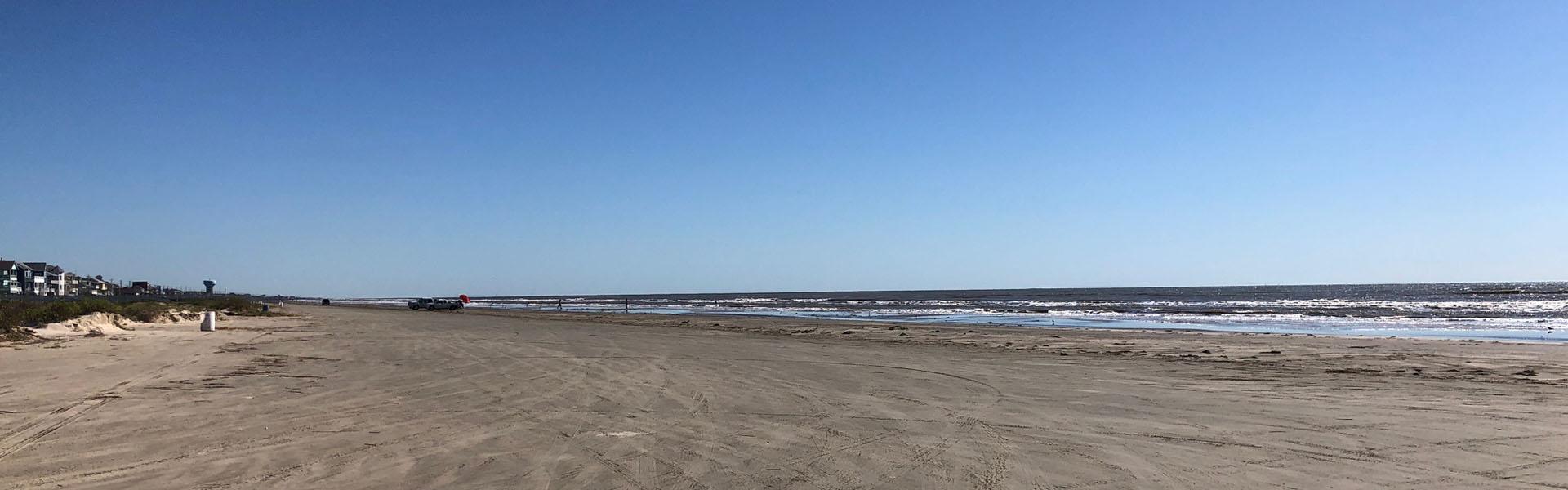 Beach Access Point 36 at Salt Cedar Drive