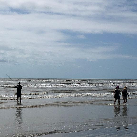 Beach Access Point 7 at Sunny Beach