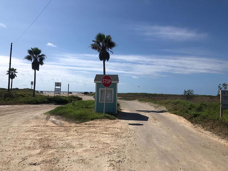 Beach Pocket Part 1 - Parking Hut