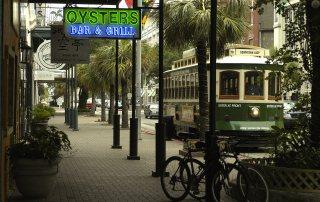 Postoffice Street Trolley