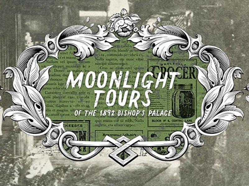 Bishop's Palace Moonlight Tours