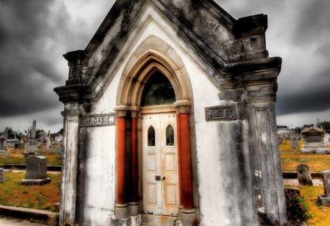 Galveston Cemetery Tour