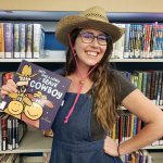 Storytime at Rosenberg Library