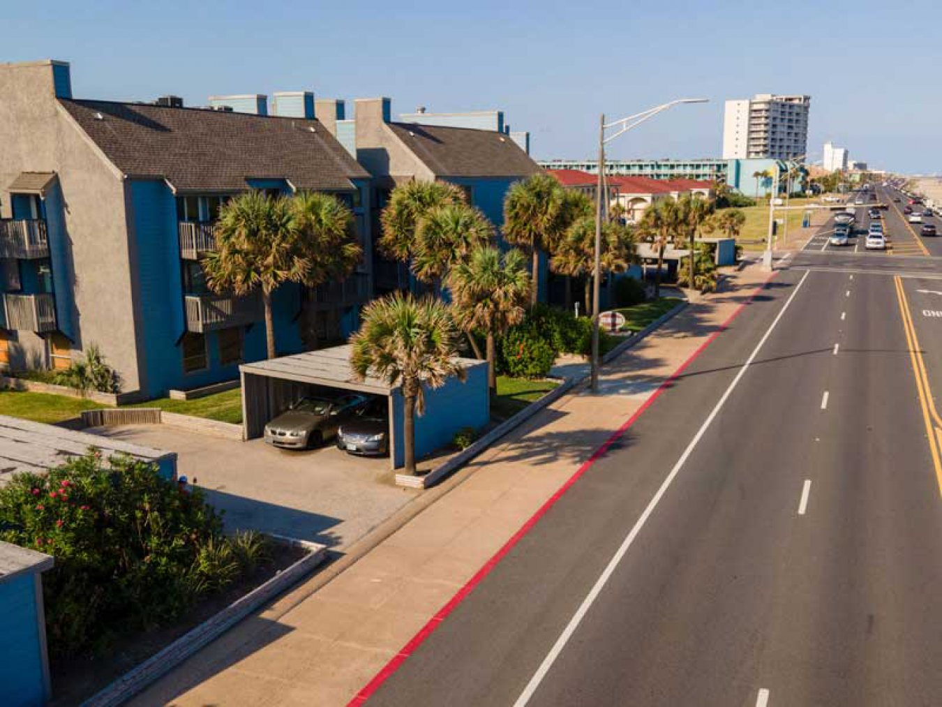 Seasons Beachfront Apartments