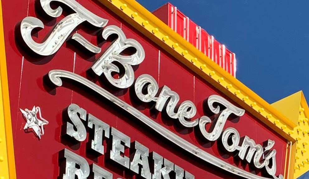 T-Bone Tom's, Kemah, TX